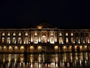 The Capitole de Toulouse
