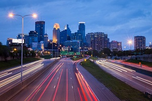 minneapolis car hire